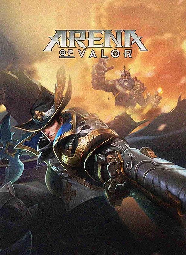 完全に危険を冒します格差Arena Of Valor - The Complete Official Guide - Collector's Edition (English Edition)