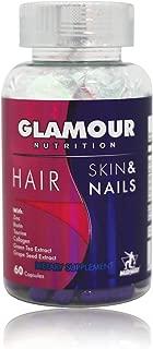 glamour nutrition hair