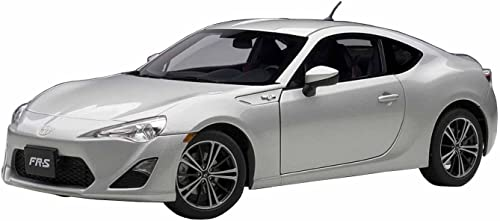 AUTOart 1 18 Scion FR-S (North American specification   LHD) (Sterling Silber Metallic) (japan import)