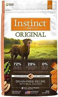 Instinct Original Receta de Salmón 9 kg para Perros