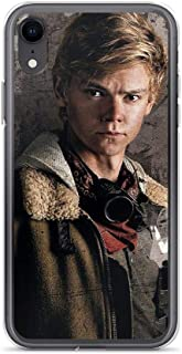 iPhone Xs Max Pure Clear Case Cases Cover Newt - Maze Runner: The Death Cure