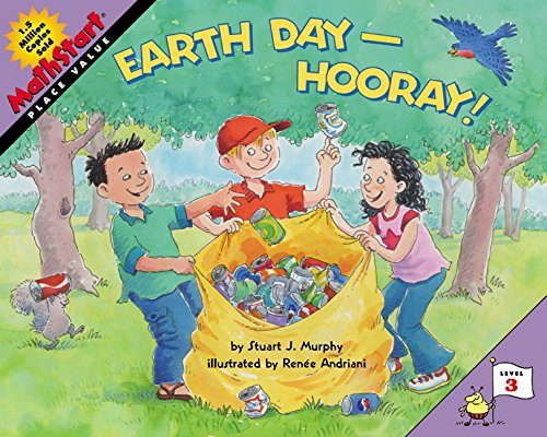 Earth Day--Hooray! (MathStart 3)