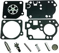 Carburetor Kit Rebuild Kit Replaces ZAMA RB-156 for ZAMA C1U-W43 C1U-W45 POULAN Weed Eater VS-2 Blower