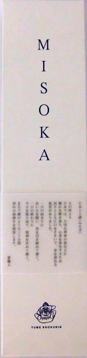 権威大脳スケジュールMISOKA(ミソカ) 大人用歯ブラシ