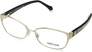 نظارات شمسية من روبيرتو كافالي RC5024 Buti 028 لون أسود/ذهبي 56 ملم