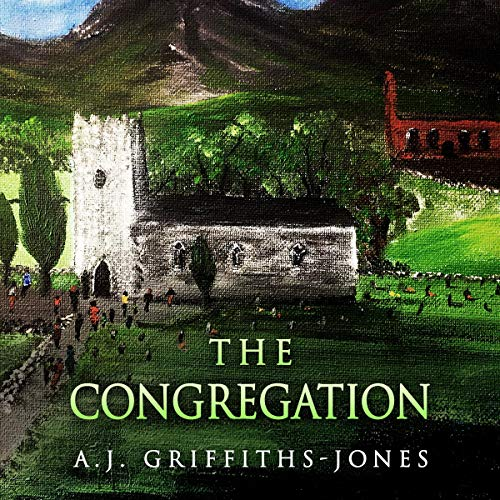 The Congregation Audiobook By A.J. Griffiths-Jones cover art