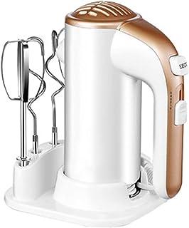 Yajun Äggvisp elektrisk hushållsmaskin bakning visp hand knådning krok visp 5 växlar hem skummare tyst med enkel rengöring...
