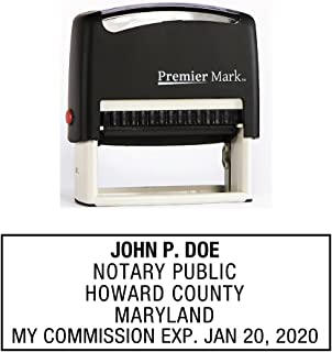 washington state notary stamp