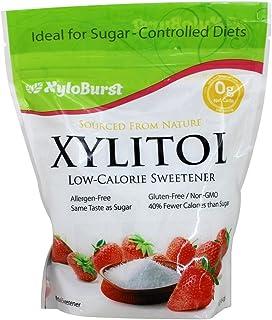 Focus Nutrition, Xyloburst, Sugar-Free, Non-GMO, Gluten-Free Xylitol Low Calorie Sweetener - 1 lb. Ziplock Bag