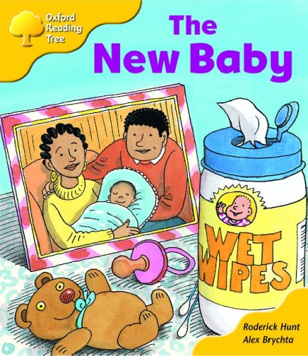Oxford Reading Tree: Stage 5: More Storybooks: the New Baby: Pack Bの詳細を見る
