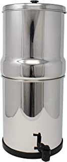 Doulton W9361122 Stainless Steel Gravity Filter System