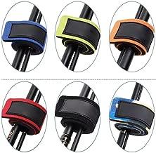 Gurt Wickelband Aufbewahrung zuf/ällige Farbe kangql 2 St/ück Angelrutenbinder Rutenhalter