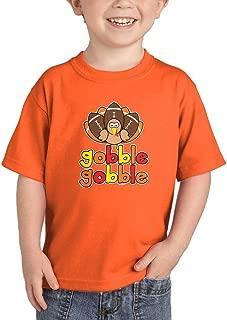 Gobble Gobble - Football Turkey Autumn Infant/Toddler Cotton Jersey T-Shirt