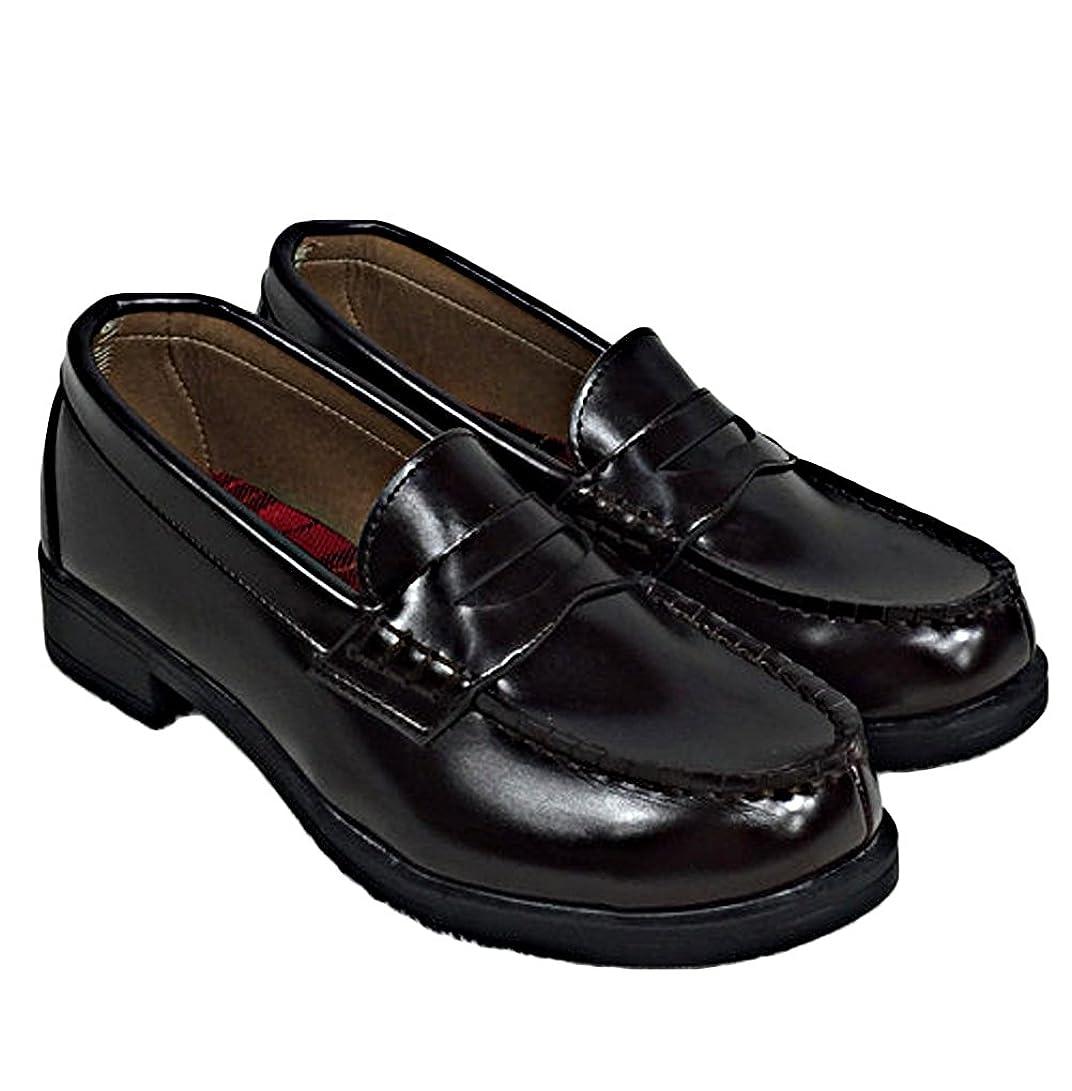 からに変化するポテト国[もうほうきょう] レディース シューズ 革靴 制服靴 学院風 演技靴 学生靴 百搭単靴