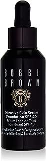 Bobbi Brown Intensive Skin Serum Foundation SPF 40 04 Natural for Women, 1 Ounce
