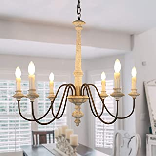 Best shabby chic white chandelier Reviews