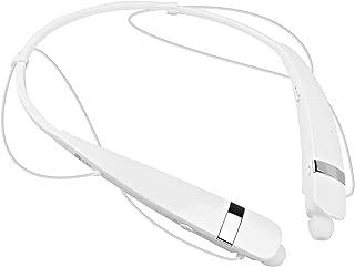 LG Tone Pro HBS-760 Wireless Bluetooth Headphones White (Renewed)