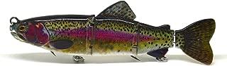 BlitzBite 6 Inches Pike Fishing Bait Lure Swimbait Life-like Trout Striper NEW