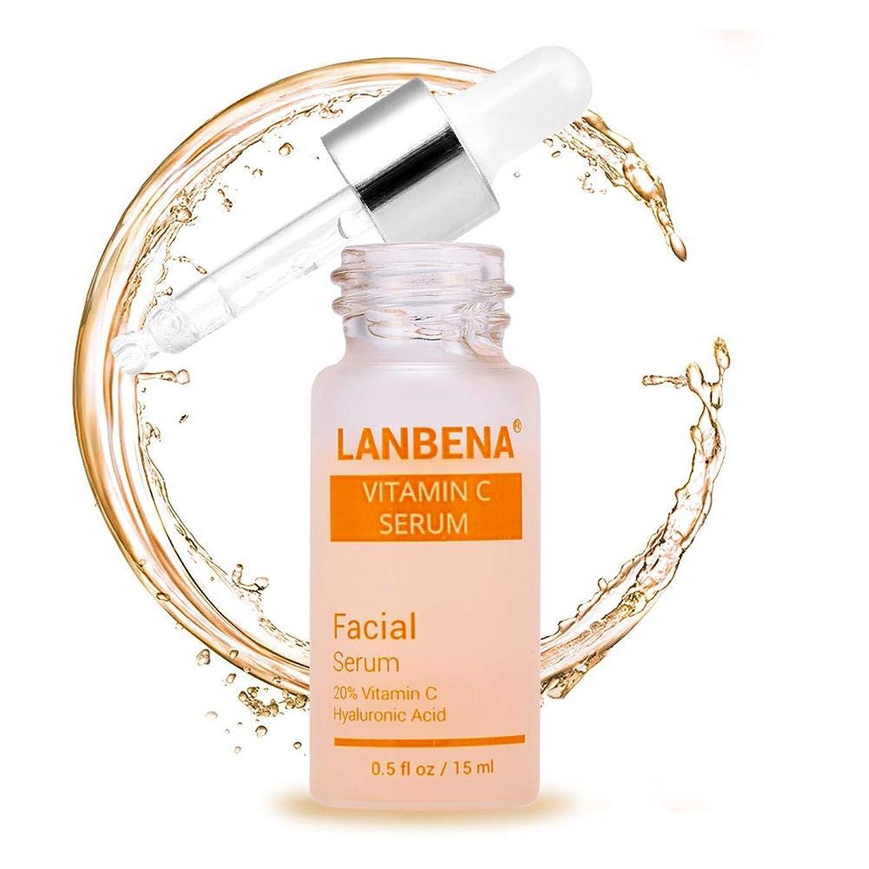 SemmeのビタミンCの顔の血清は女性のための保湿の本質の反肌のリラクゼーション及び反しわのクリームを白くすることをそばかすを減らすのを助けます
