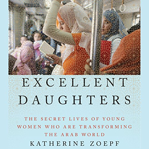 Excellent Daughters audiobook cover art