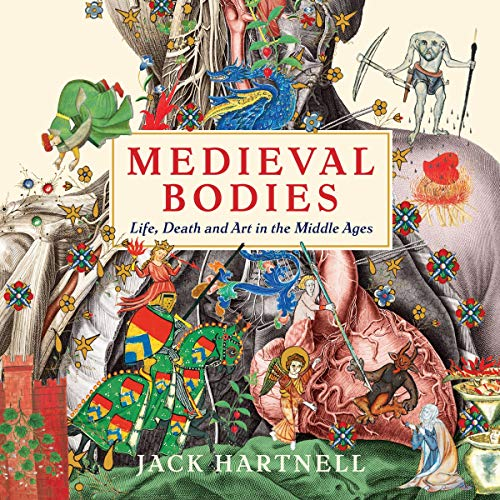 Medieval Bodies audiobook cover art