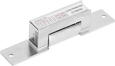 Deurslot DC 12V verborgen ingebed elektrische bedieningsslot deur toegangsveiligheid kathode sloten voor kantoorgebouw woo...