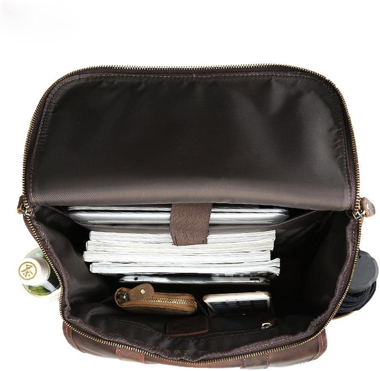 Axiba Notebook-Taschen, Umhängetaschen, Outdoor-Leder Outdoor-Leder Outdoor-Leder B07F6YZDPZ | Passend In Der Farbe  4cde59