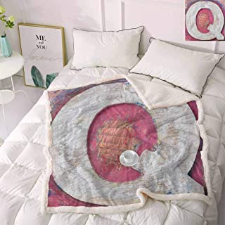 Zara Henry Letter Q Holiday Bedding, Colorful Retro Ornate Native Style Q Letter Name Icon Symbols Image Print Dog Couch Cover Multicolor