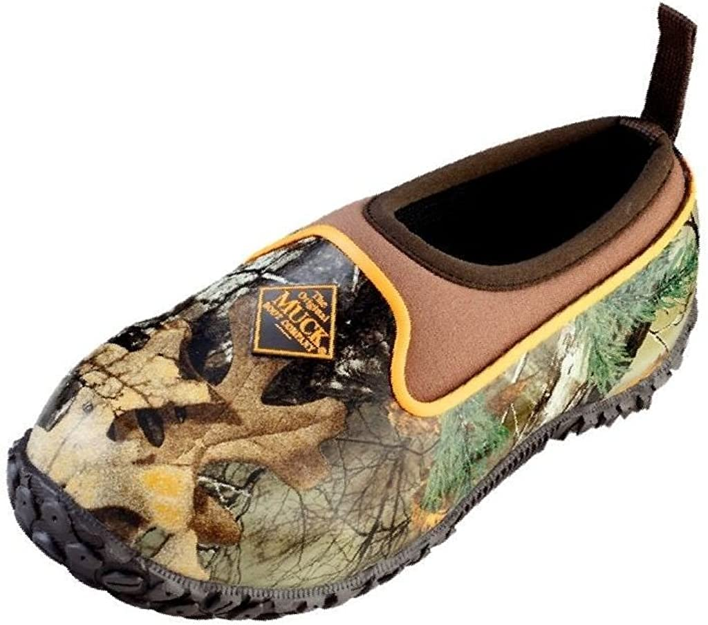 Muck Boots Muckster Ll Low Rubber Kid's Shoes