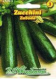 Zucchini Zuboda verde.