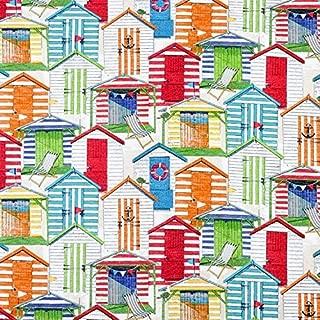 Richloom Outdoor Beach Hut Cabana Fabric - By the Yard