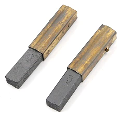 6 x 12 x 120mm Comm Stick Carbon Brush Cleaner Seater For Motors Size