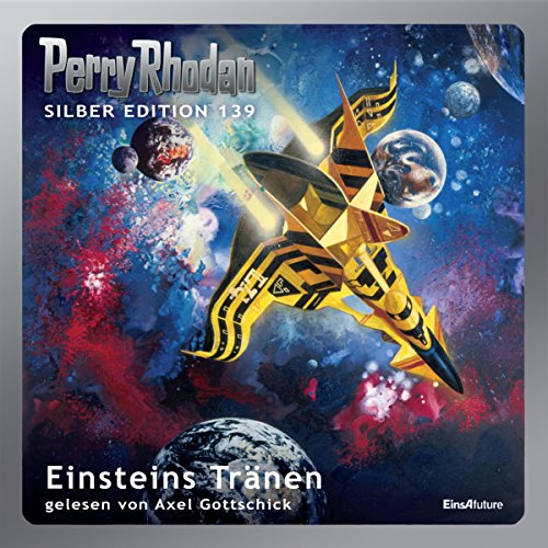 Einsteins Tränen     Perry Rhodan Silber Edition 139. Der 17. Zyklus. Die Endlose Armada              De :                                                                                                                                 William Voltz,                                                                                        Arndt Ellmer,                                                                                        Detlev G. Winter,                   and others                          Lu par :                                                                                                                                 Axel Gottschick                      Durée : 16 h et 38 min     Pas de notations     Global 0,0