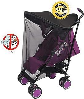 Amazon.es: sombrilla carrito bebe: Coche y moto