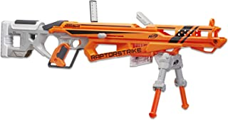 NERF Elite - AccuStrike RaptorStrike Blaster inc 18 official Darts - Kids Toys & Outdoor games - Ages 8+