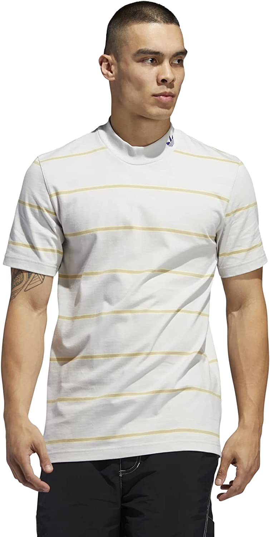 adidas Unisex Mock Eye Yarn Dye Shirt - Skateboarding, Shirts ...