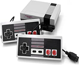 $35 » Sponsored Ad - Classic Mini NES Retro Console, AV Output Game Console Built-in 620 Games with 2 Classic Controllers (Gray)