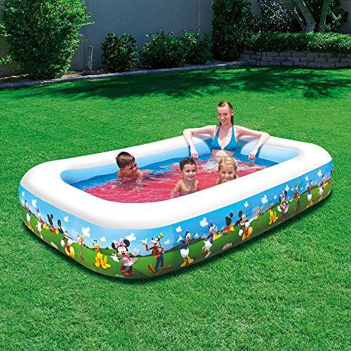 Familienpool, Aufblasbarer Lounge Pool Kiddie-Pool Für Kinder, Erwachsene, Baby, Garten, Außenschwimmzentrum Wasser-Party