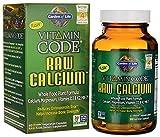 Garden of Life Vitamin Code RAW Calcium, 120 Capsules (Pack of 3) , Garden-fisg