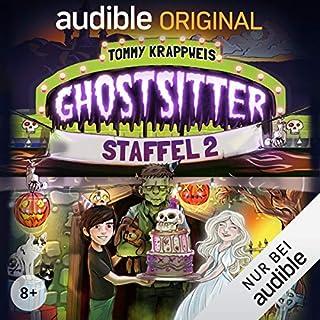 Ghostsitter: Die komplette 2. Staffel Titelbild