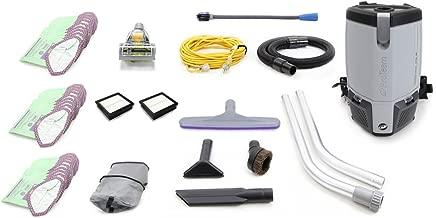 ProVac FS6 6 QT Commercial Backpack Vacuum Cleaner