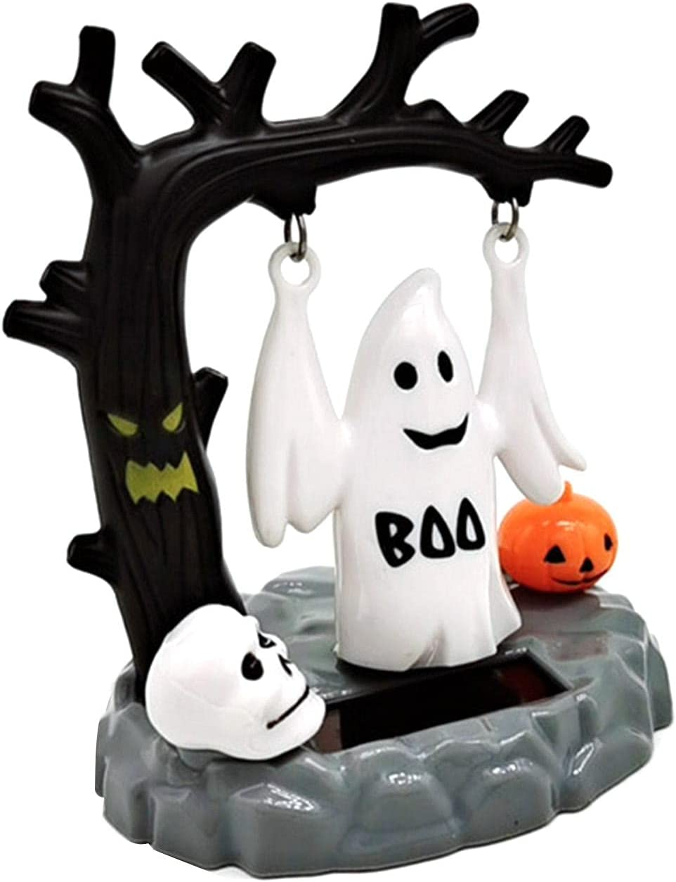 LAFANDE Limited time sale Solar Power Ghost Dancing Swing Toy Dashboard All items in the store Car