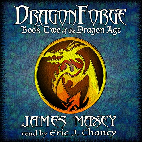 Dragonforge audiobook cover art