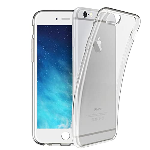 8463b5b146 iPhone6s Plus ケース-NONZERS iPhone6s Plus TPU 保護カバー クリア透明 ケース 超薄 ソフト