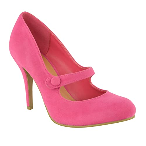 6575dcf73d622 Hot Pink Sandals for Women: Amazon.co.uk