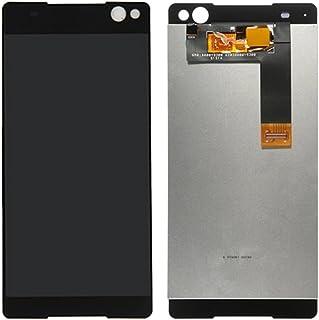 Repuestos Premium para Celulares Pantalla LCD + ensamblaje de digitalizador de pantalla táctil compatible con Sony Xperia C5 Ultra / E5506 / E5533 / E5563 / E5553 ( Color : Negro )