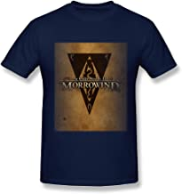 TSHIRTII-003 TEE-Adult The Elder Scrolls Game Tshirts Shirt.