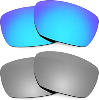 Replacement Lenses for Oakley Tincan 2 Pair Combo Pack K004