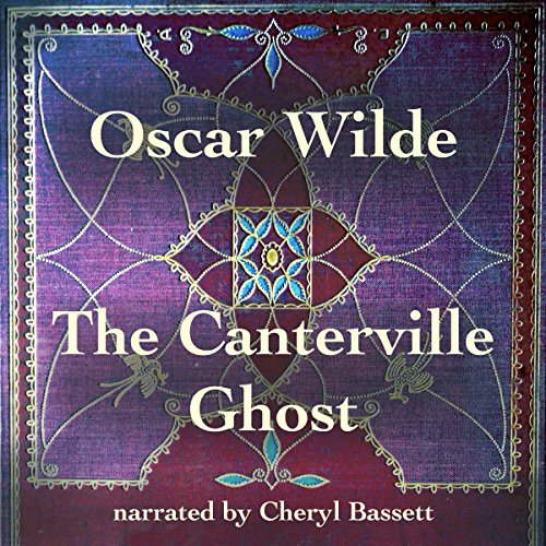 The Canterville Ghost cover art