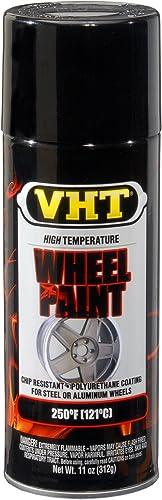 VHT SP187 Gloss Black Wheel Paint Can - 11 oz.